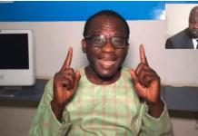 Ndiaye Dosse met en garde Ousmane Sonko