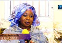 Sokhna Ndèye Astou Sy, la fille de Al Amine