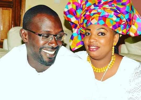 couple Aida Mbacké Khadim