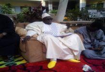 VIDÉO Serigne Babacar Mbacké Moukaboro « JE NE SUIS PAS ALLÉ EN PRISON VOIR MA FILLE AÏDA MBACKÉ » Serigne Babacar Mbacké Moukaboro
