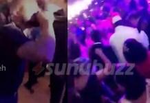 Yaya Jammeh danse sur du Davido! Habillé en tenue traditionnelle, l'ex Président de la Gambie Yaya Jammeh se lâche