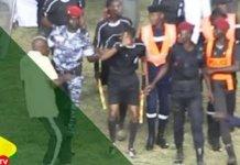 Arbitre en sang, jets de pierres, le Jaraaf éliminé : Les images de la honte pour le foot sénégalais