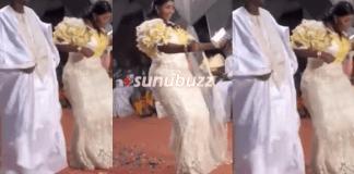 """Encore un mariage qui fait le buzz : """"Na Bagass Yii Dougg"""" (Vidéo) Des mariages sénégalais qui font le buzz sur internet, il y en a pignon"""