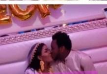 """Photos- """"Mariage, Bizz, collé serré…"""" Les moments forts entre Mandiaye Seck et sa ravissante épouse"""