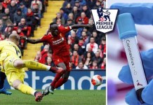 Covid-19 en Premier League: 4 nouveaux cas enregistrés