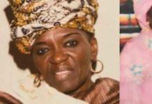 fille de la chanteuse Ndéye Seck rappelée à Dieu à son tour (photo)