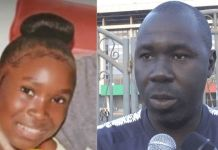 fille de Moussa Ndiaye