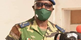 Coronavirus : 5 hauts gradés de l'armée sénégalaise testés positifs