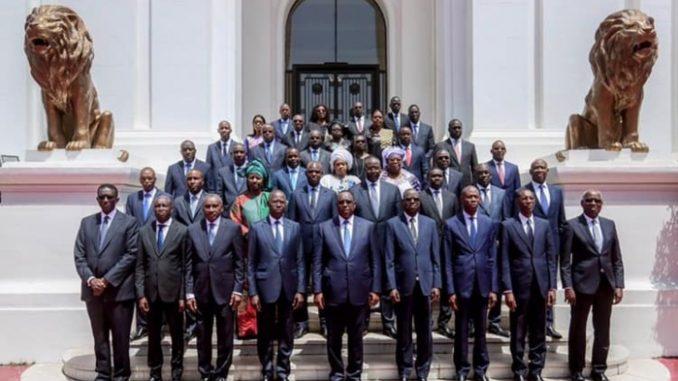 Conseil des ministres du 22 juillet 2020