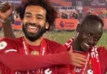 Mohamed Salah sur le sénégalais