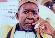 Médina Baye : Voici Cheikh Mouhamadou Mahi, le 5ème khalife de Baye Niasse