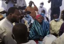 Vidéo : les premières images du baptême du fils de Modou Lô