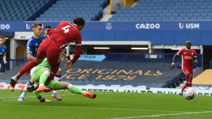 Liverpool : mauvaise nouvelle pour Virgil Van Dijk