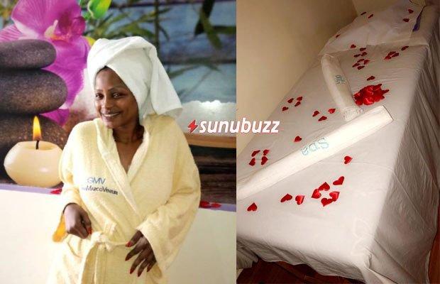 Mariage – Ces anciennes photos de Mbathio à ne pas rater (photos)