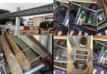 Armes blanches saisies à l'UCAD : La DIC entre en action cette semaine, des arrestations en vue…