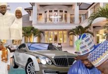 """Maybach, maison de luxe: Aziz Ndiaye un """"milliardaire"""" qui vit sur de l'Or (Vidéo)"""