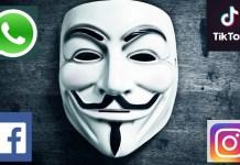 Anonymous, responsable de la panne de Facebook, WhatsApp et Instagram ?