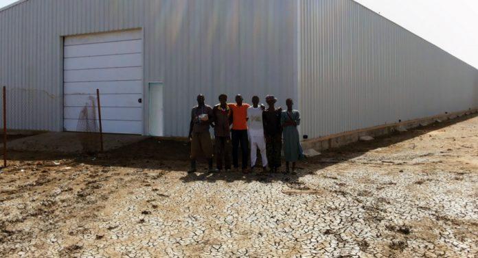 Des Batiments Agricoles En Kit Pour L Agriculture Senegalaise