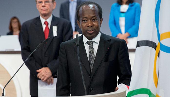 """Résultat de recherche d'images pour """"Mamadou Ndiaye, président du Comité olympique sénégalais"""""""