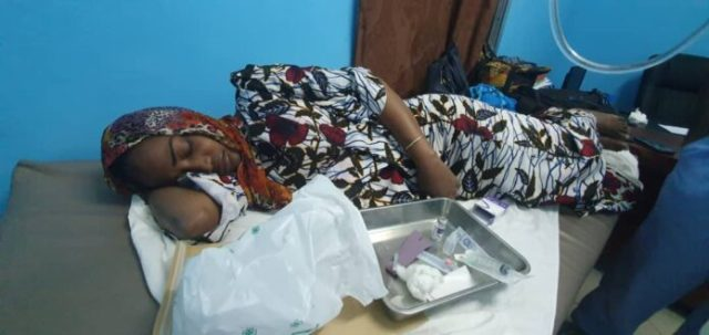 Affaire Awa Ndiaye : La bavure policière qui envoie la journaliste de Touba TV à l'hôpital (photos)