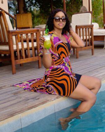 Tendance été : Le nouveau look de l'actrice Amy de la série « Karma » (04  photos) – actualités, infos, news en directe Sénégal
