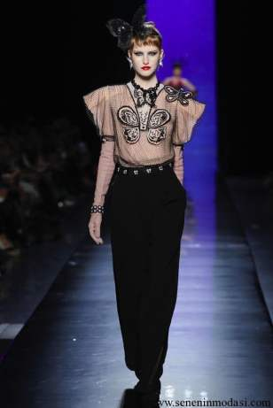 Jean Paul Gaultier 2014 Spring-Summer Collection