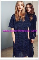 see-by-chloe-2015-pre-fall-lacivert oversize elbise