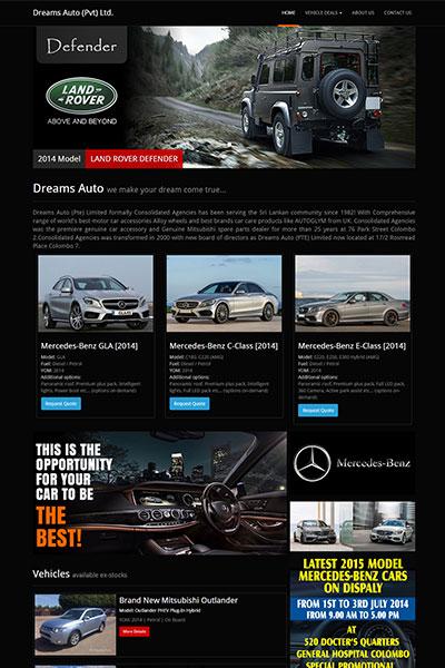 Dreams Auto (Pvt) Ltd