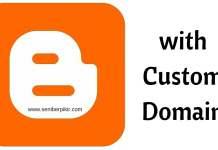 Cara Mengganti Blogspot Dengan Nama Domain Pribadi