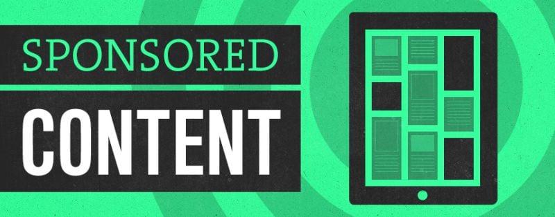Mendapatkan Penghasilan dari Blog - sponsored post
