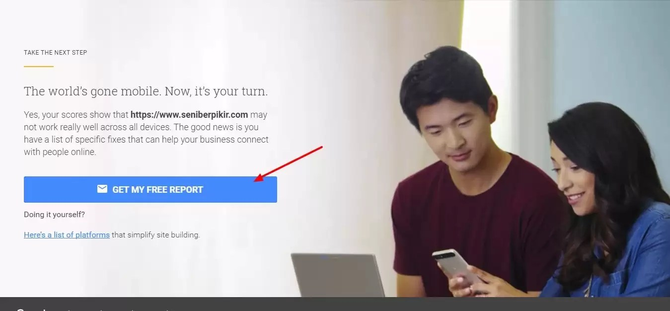 ThinkWithGoogle - Cek Kecepatan dan Kekuatan Mobile-Friendliness Website Anda - 6