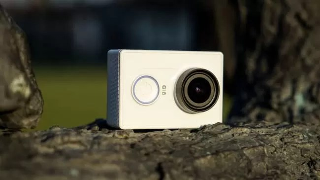 action camera murah - xiaomi yi camera