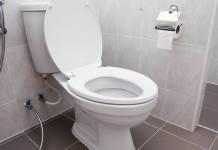 harus diperhatikan untuk kamar mandi - toilet