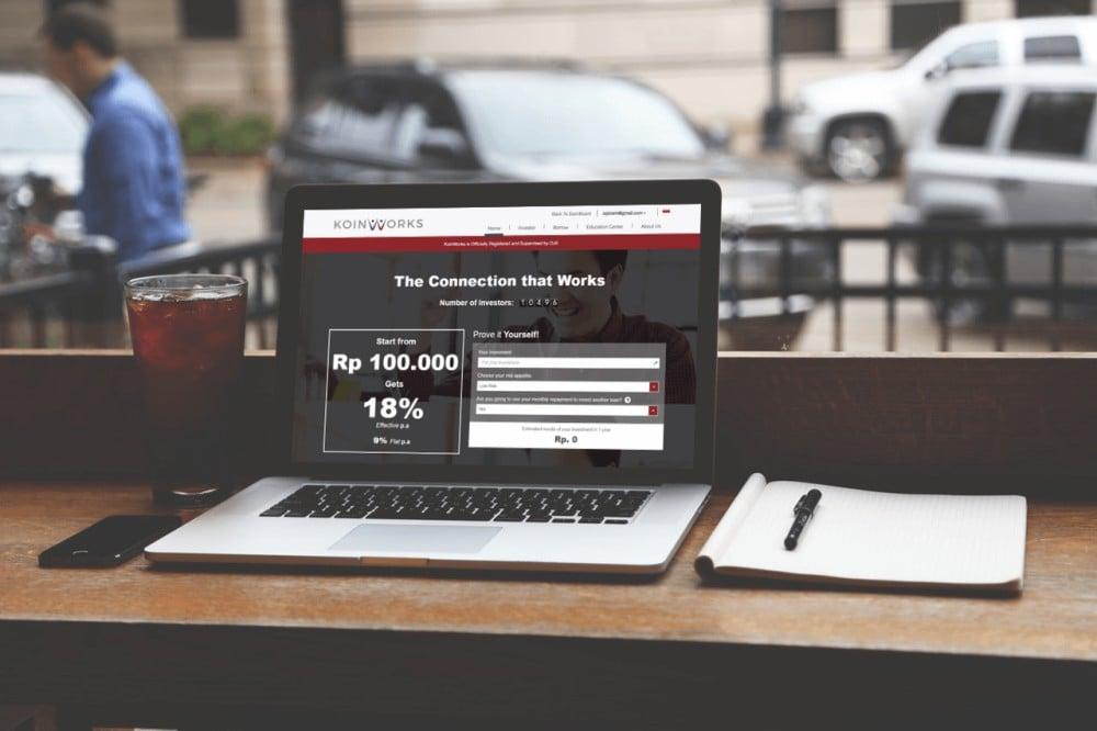 investasi peer to peer lending p2p lending koinworks - 8