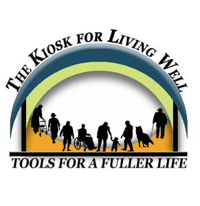 The Kiosk for Living Well & Healthy Aging logo