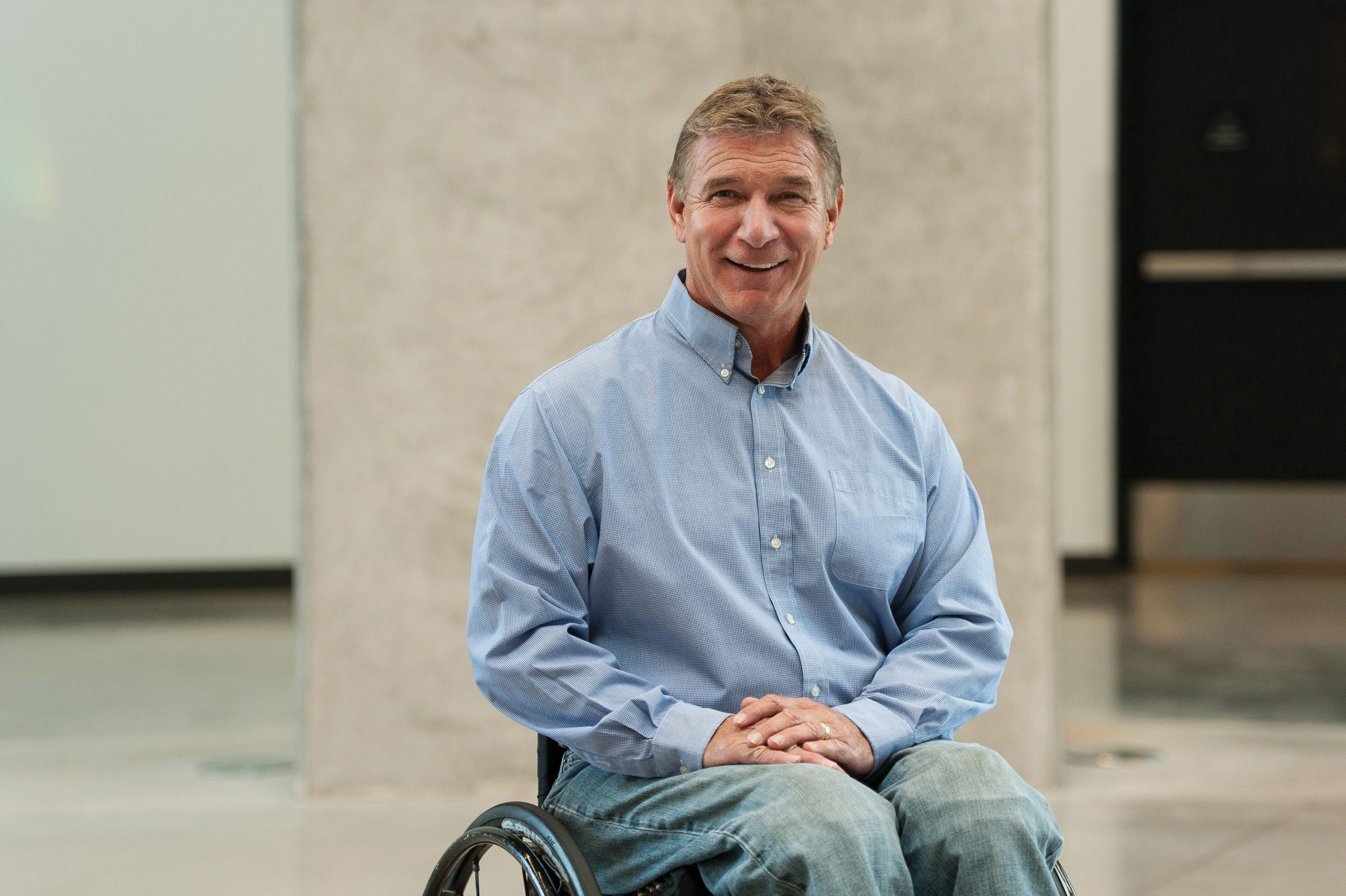 Rick Hansen: Still in Motion