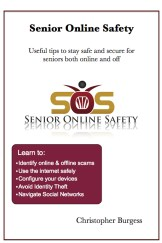 Senior Online Safety - now available via the iBookstore - buy it now