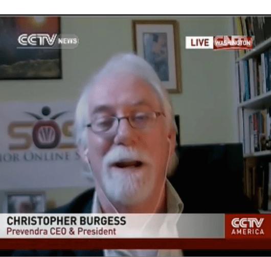 Senior Online Safety - Christopher Burgess on CCTV America