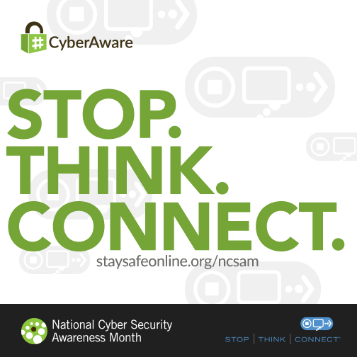 Senior Online Safety - Stop Think Connect