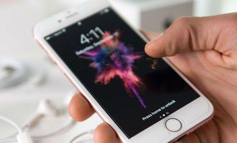 senior online safety - iphone