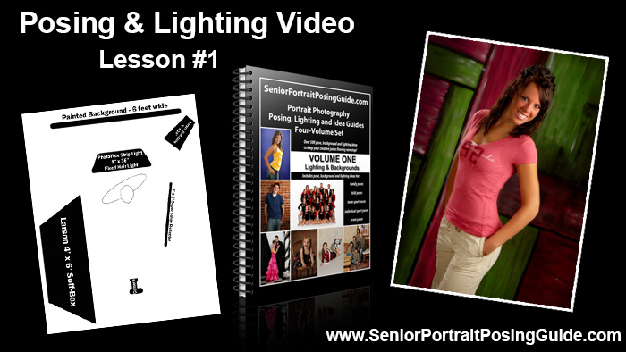 Simple Portrait Lighting and How to Use It