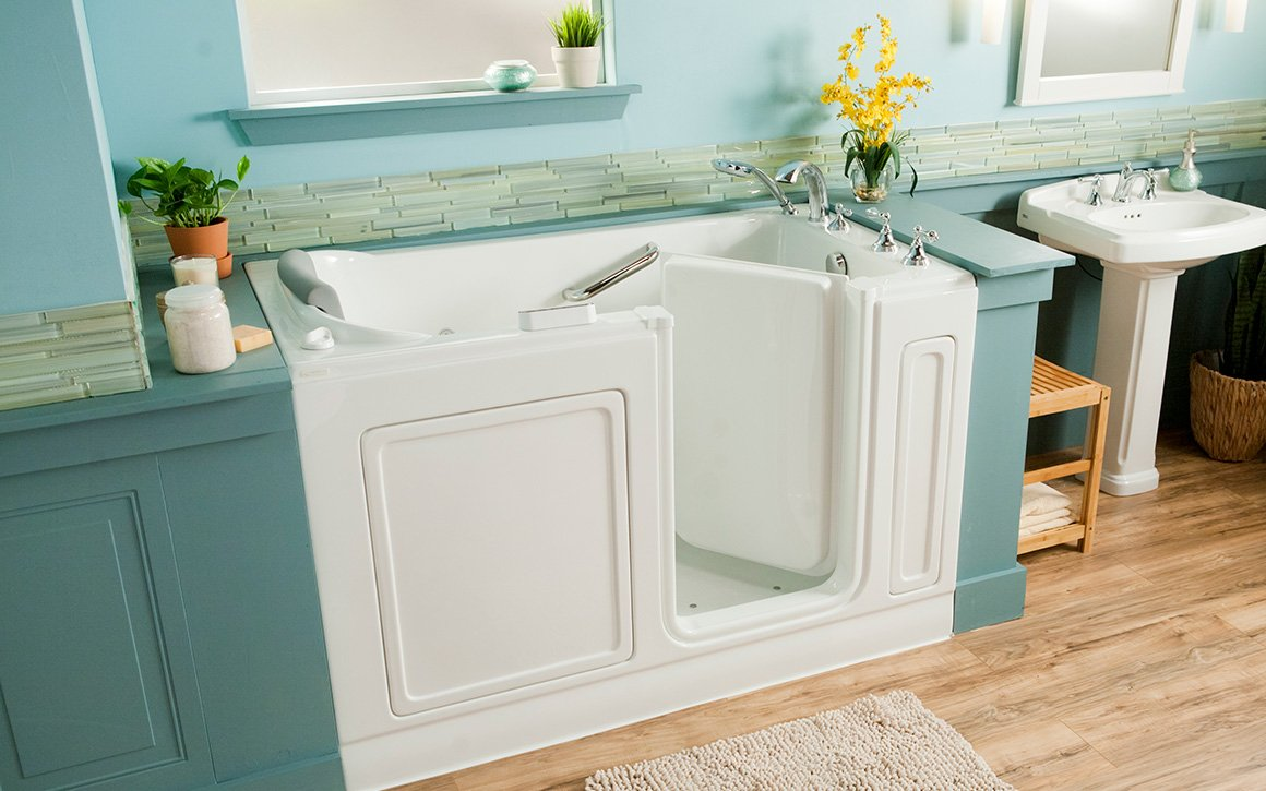 Best Walk In Tubs 2019 Costs Reviews Comparisons