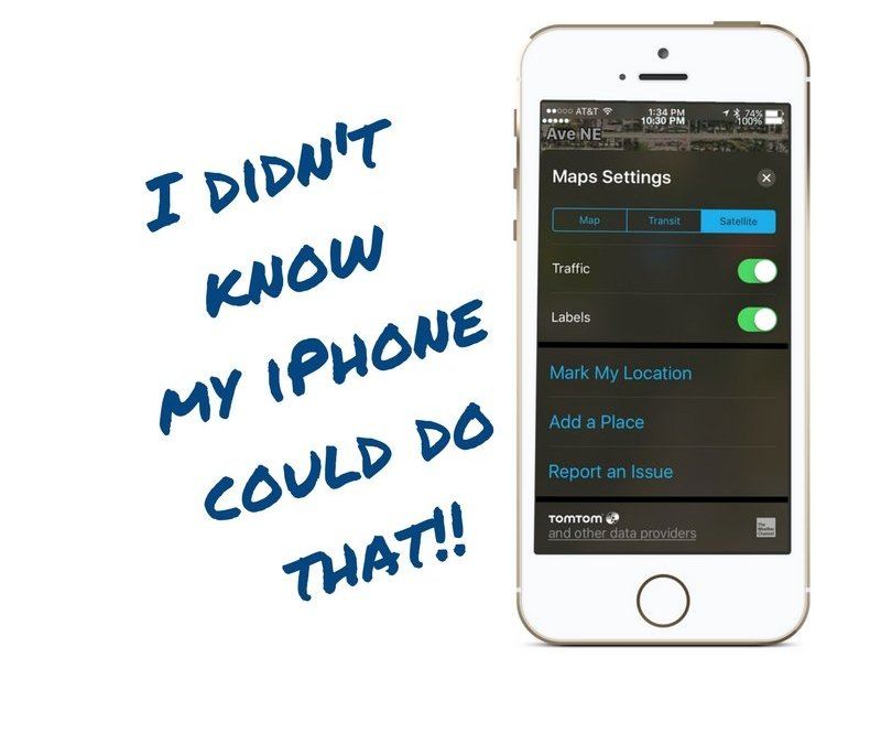 Summer Class Series: Things You Didn't Know your iPhone Could Do