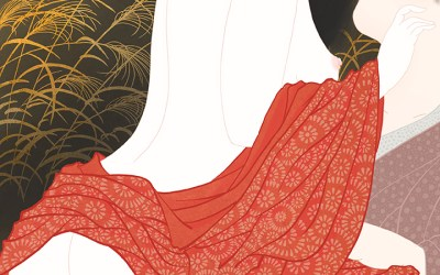 New Shunga Painting.