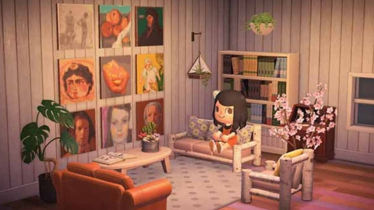 museo MET Nueva York Animal Crossing