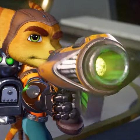 Mira el gameplay de Ratchet & Clank: Rift Apart para PlayStation 5