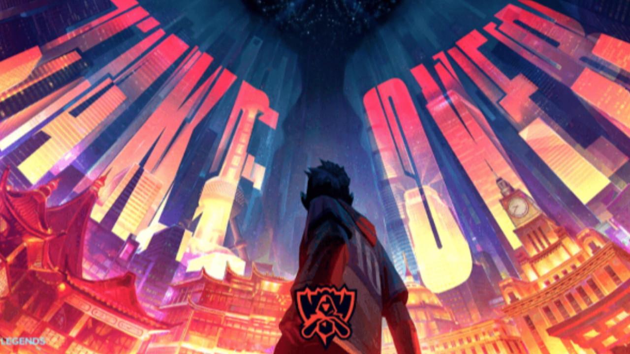 El mundial de League of Legends cumple 10 años y la edición 2020 se realiza en Shangai