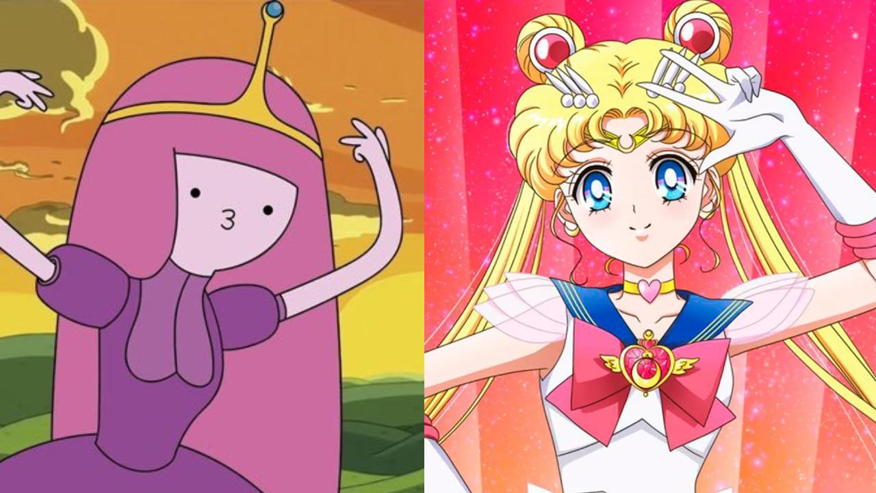 Cosplayers hacen un asombroso crossover entre Hora de Aventura y Sailor Moon
