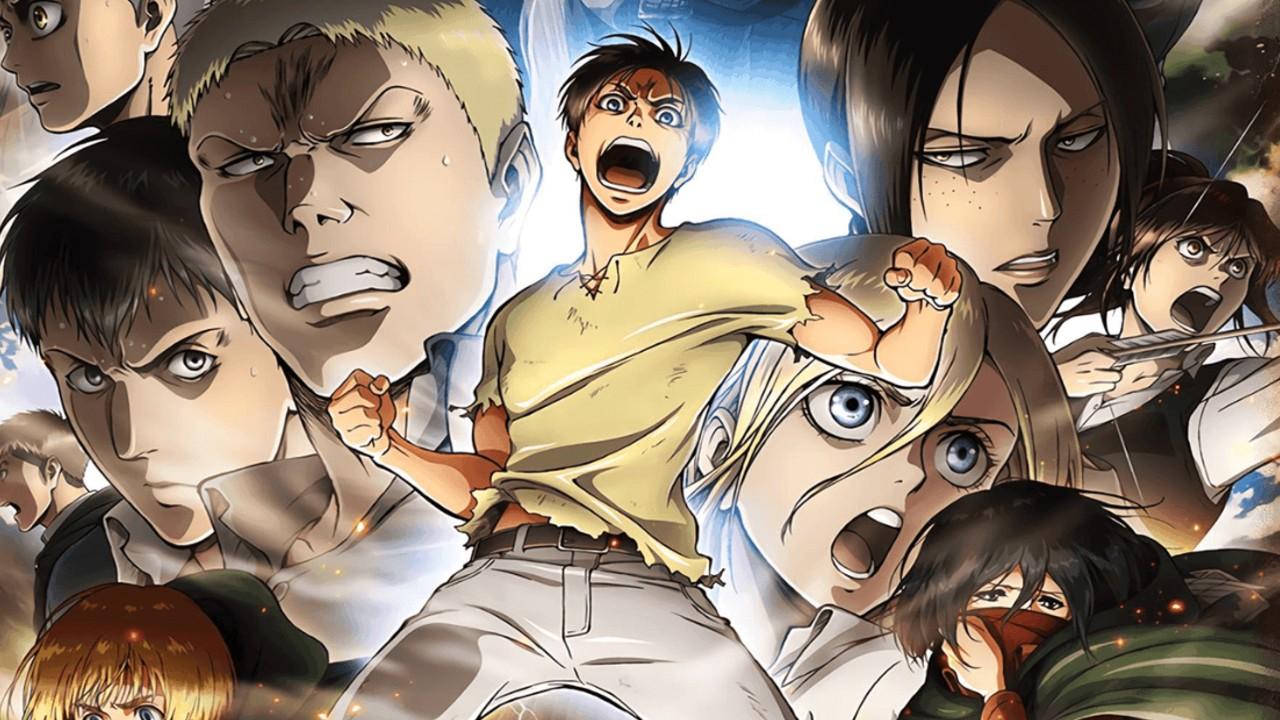 Funimation revela su elenco de doblaje en español para Attack on Titan