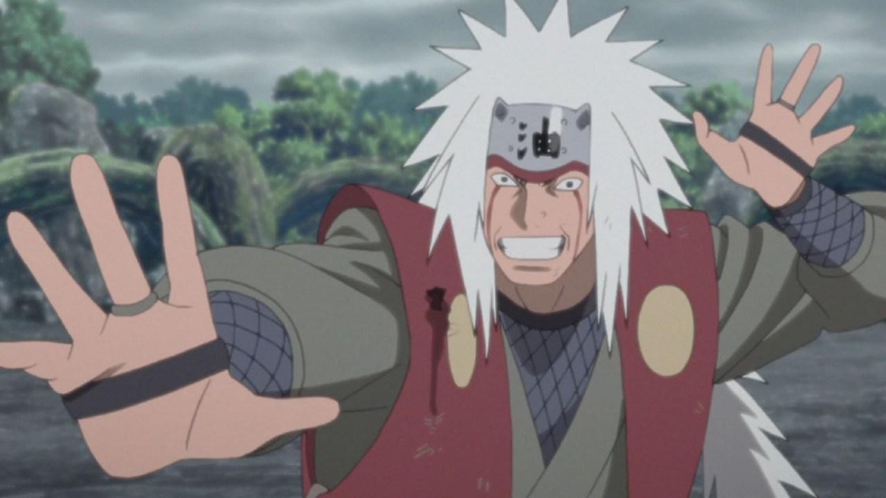 Naruto: Chica saca el lado más femenino de Jiraiya con este cosplay